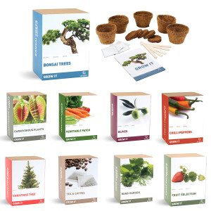 Grow it-plantesæt