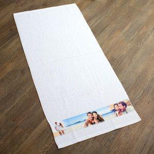 Håndklæde med fotoblonde