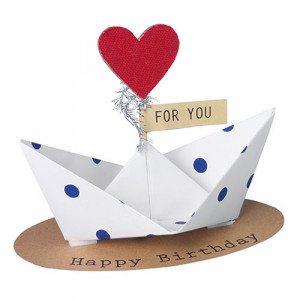 Happy Birthday - gavebåd
