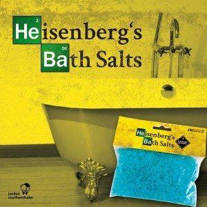 Heisenbergs badesalt