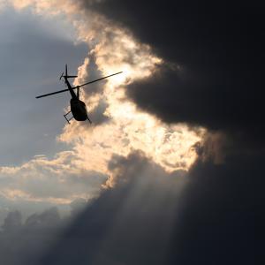 Rundflyvning i helikopter for 1 person - Sønderborg