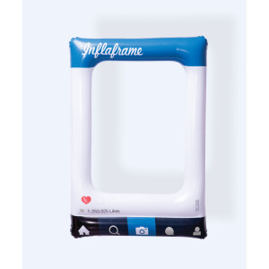INFLAFRAME INFLATEBALE PHOTO FRAME