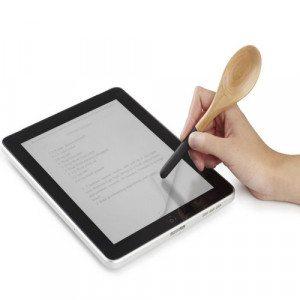 iSpoon - ske til madlavning og iPad