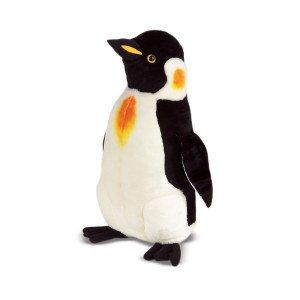 Kæmpe pingvin - plysdyr