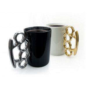 Kaffekop med knojernshank
