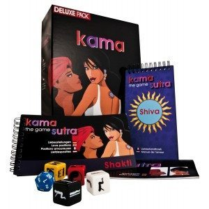 Kama Sutra-kærlighedsspil