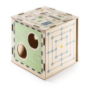 Kids Cube - kæmpe legeterning