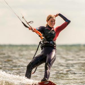 Kitesurfing Kursus - Dalby Beach