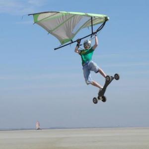 Kitewing undervisning 4 timer - Rømø
