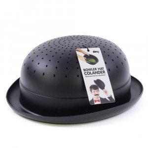 Køkkensi formet som bowlerhat
