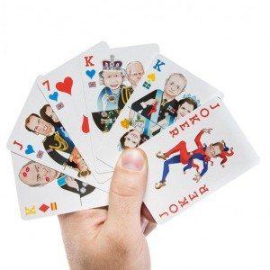 Kongeligt kortspil