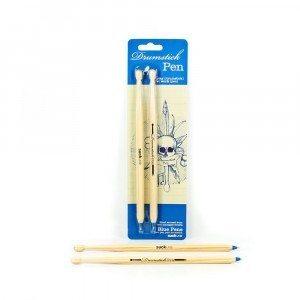 Kugelschreiber-Drumsticks für Musiker