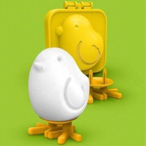 Kyllingeformet æg