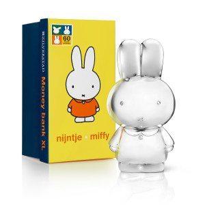 Miffy-sparekrukke med indgravering