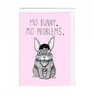 Mo Bunny. Mo Problem - kort
