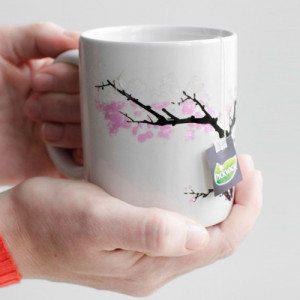Morph Mug - kirsebærtræ