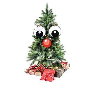 Mr. Tree - sjov juletræspynt