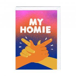 My homie - kort