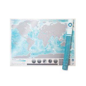 Ozeane - skrabekort