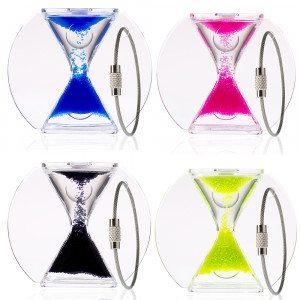 Paradox - timeglas-nøglering