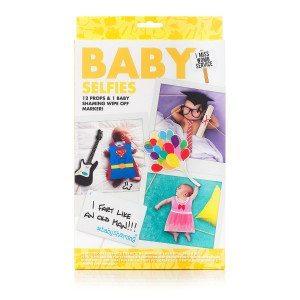 Photobooth-sæt til babyer