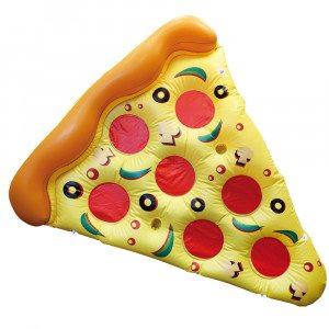 Pizza-luftmadras