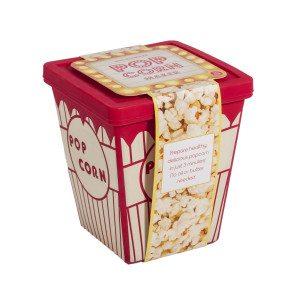 Popcorn-maker til mikrobølgeovn