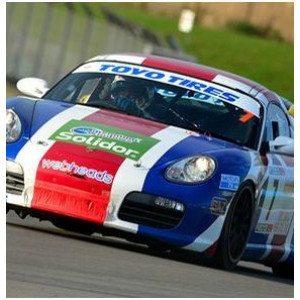 Porsche 3+3 omgange - Padborg