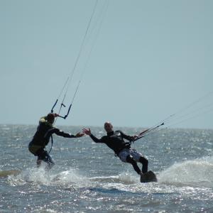 Privat kitesurf undervisning 3 timer - Rømø