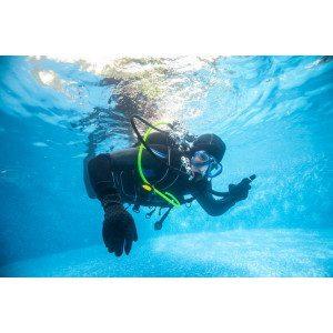 Prøvedyk i svømmehal for 1 person - Frederiksberg