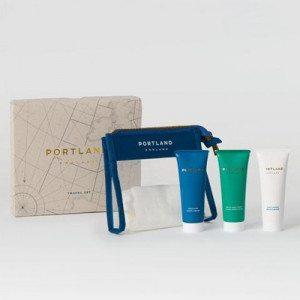 """Reise-Waschset """"Portland"""" für Männer - Vollansicht"""