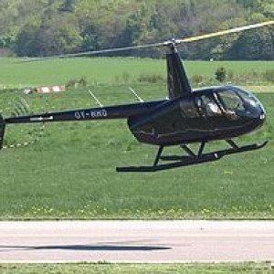 Rundflyvning i helikopter for 1 person - Holbæk