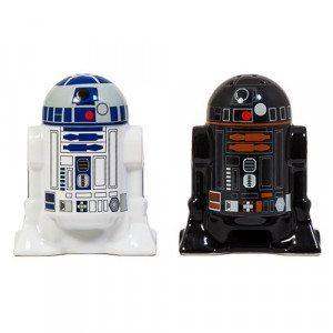 Salt & pebersæt med R2-D2