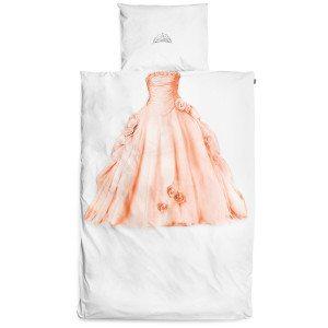 Sengetøj med prinsessetryk