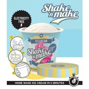 Shake and make-ismaskine
