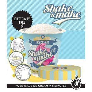 Shake and make-ismaskine