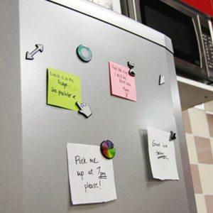 Sjove køleskabsmagneter