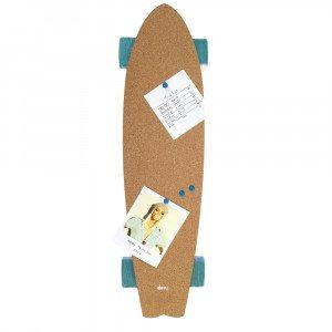 Skateboardformet opslagstavle