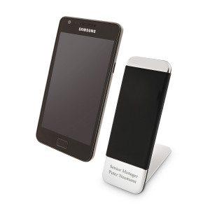 Smartphone-holder med indgravering