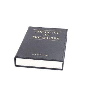 Smykkeskrin forklædt som en bog