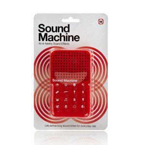 Sound Machine med lydeffekter