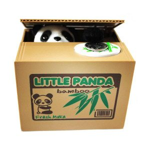 Spardose Panda-Bank