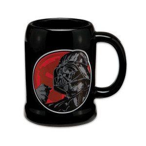Star Wars: Bierkrug Darth Vader - Rückansicht