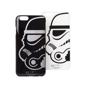 Stormtrooper-cover til iPhone 6 og 6S