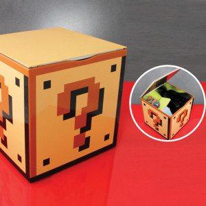 Super Mario-æske