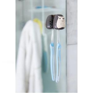 Tandbørsteholder formet som et dyr