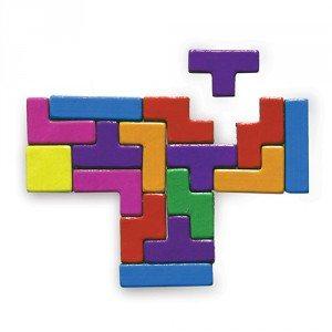 Tetris™- magneter