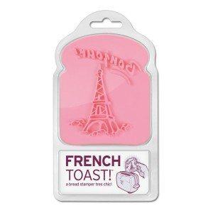 Toaststempel med fransk motiv
