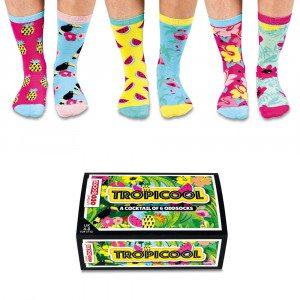 Tropiske sokker