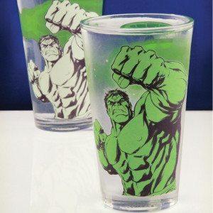 Trylleglas med Hulk